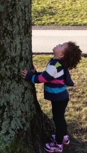 Natalya and the Tree